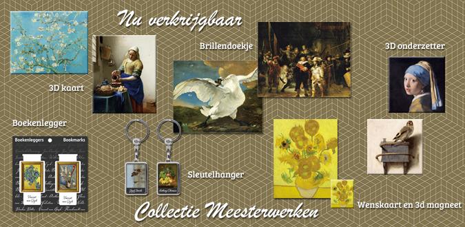 collectie meesterwerken