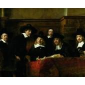 3D ansichtkaart: Rembrandt