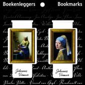 Boekenleggers: Johannes Vermeer